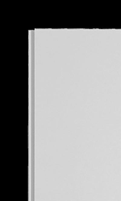 Flat Finger Pull wardrobe corner detail