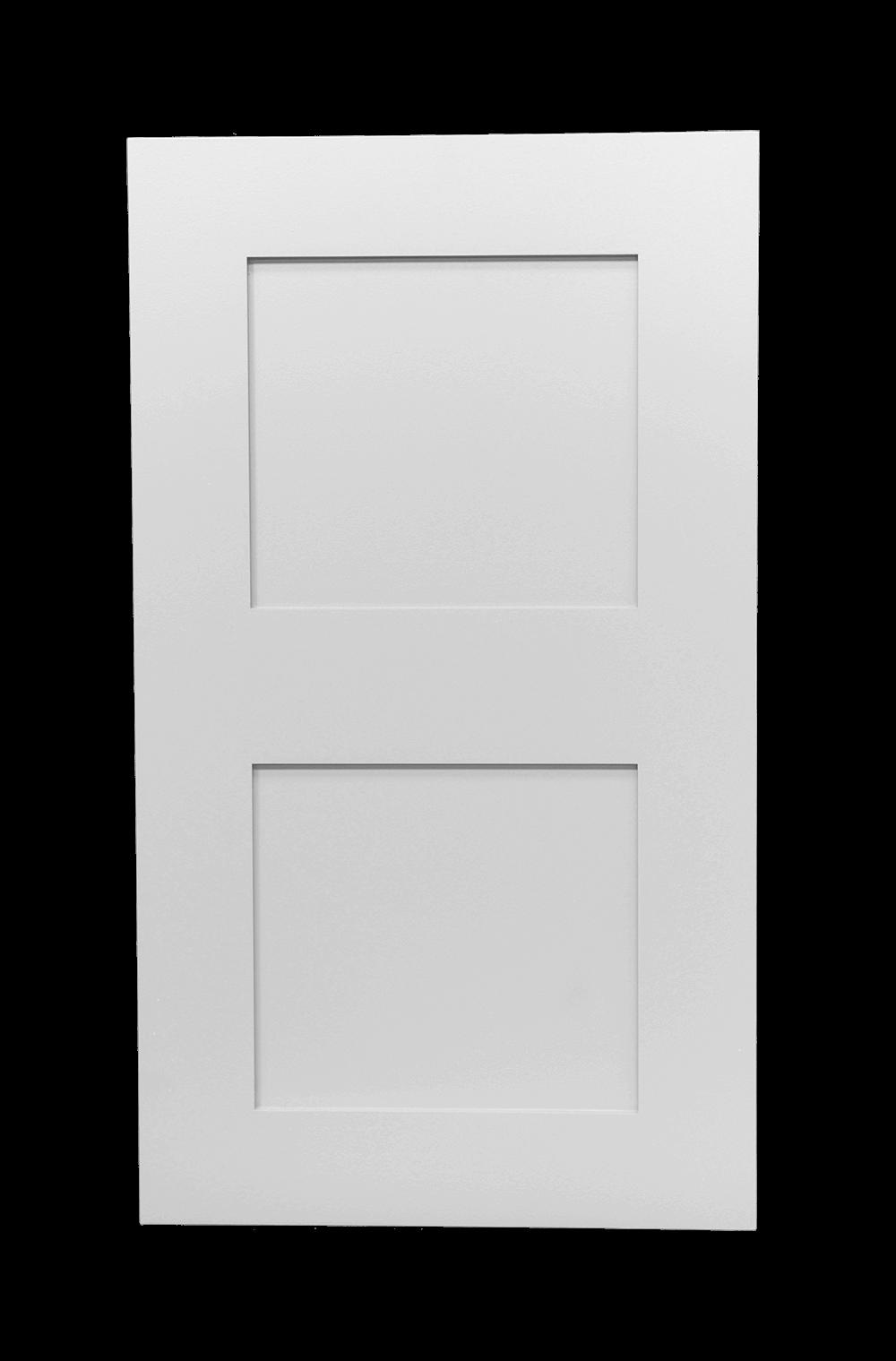 Jacobean Shaker door