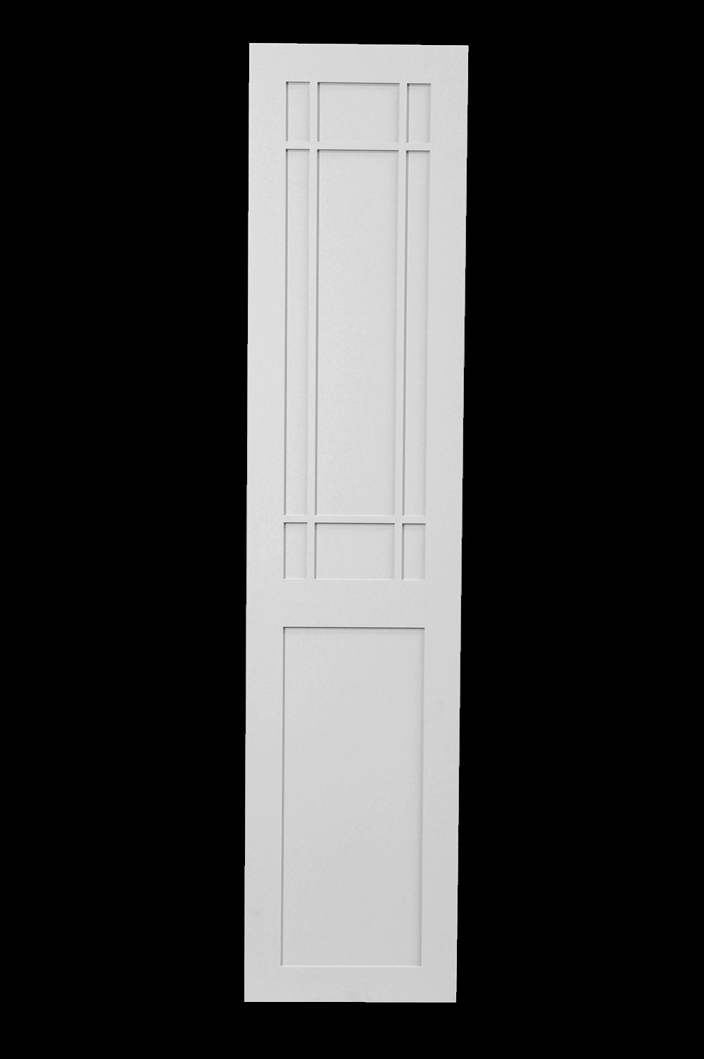 Macintosh wardrobe door