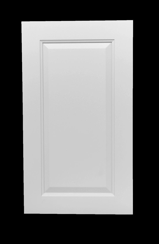 Bevelled Edwardian door