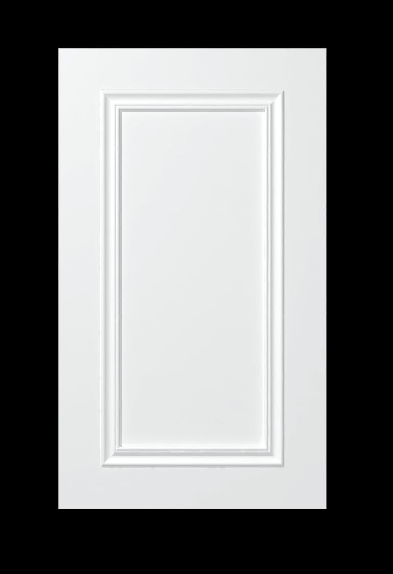 High Victorian door