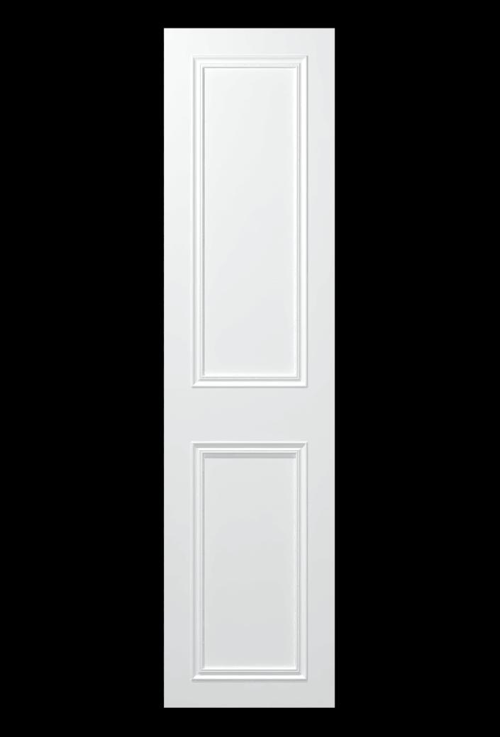 High Victorian wardrobe door